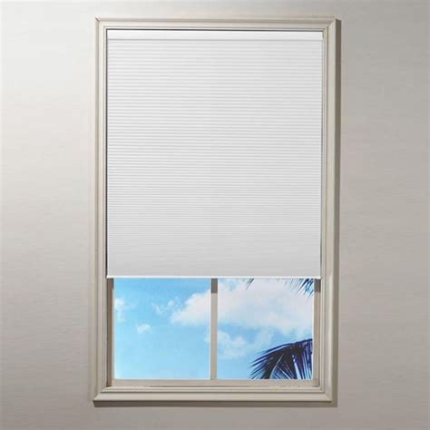 cordless shades white blackout cordless cellular shade 13819018 overstock shopping great deals on uhf