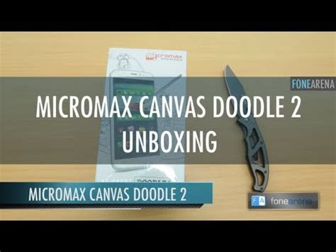 how to use canvas doodle 2 micromax canvas doodle 2 unboxing how to make do