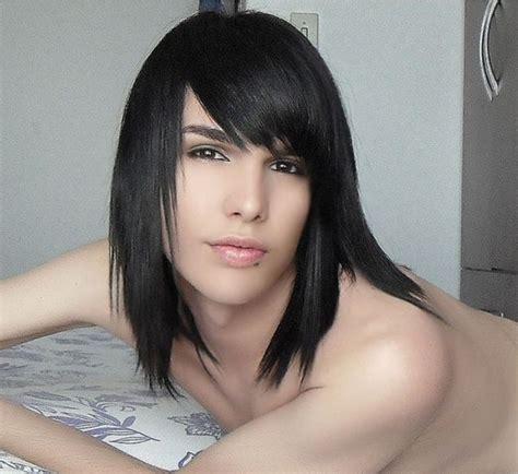 femboy style 65 best hair styles androgynous boys images on pinterest