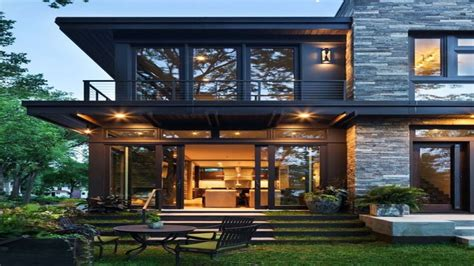 best house exterior designs minimalist ranch house