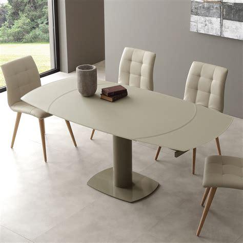 tavolo ovale allungabile moderno tavolo allungabile design moderno penelope
