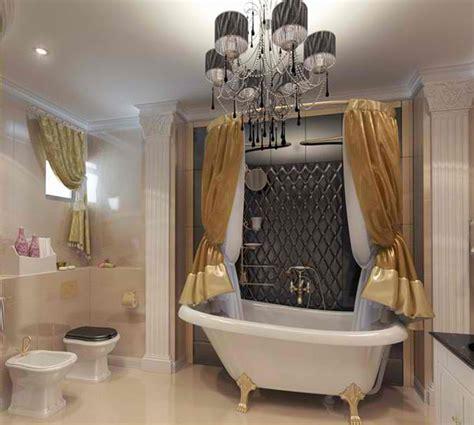 ideas  setting  bathroom  victorian bath tub