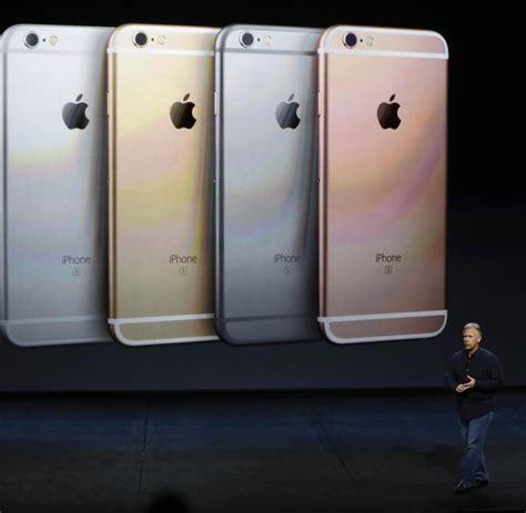 wann gibt es das iphone 6 zu kaufen lohnt der umstieg iphone 6s und iphone 6 im vergleich welt