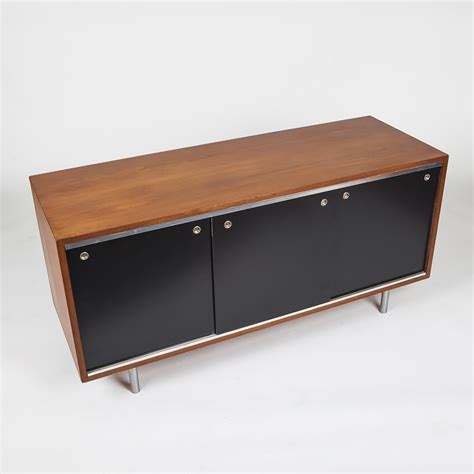 small credenza small george nelson credenza sold at city issue atlanta