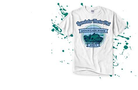 Lambda Theta Phi T Shirts Design Online At Uberprints Affinity Designer T Shirt Template