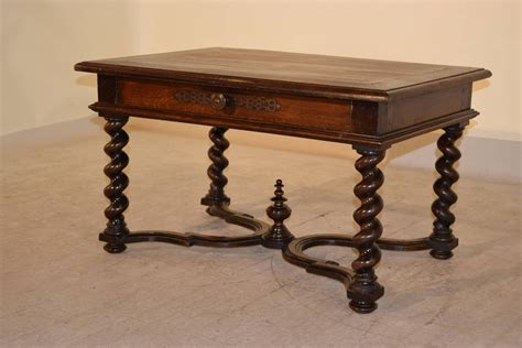 coffee table with barley twist legs at 1stdibs 19th century barley twist coffee table at 1stdibs