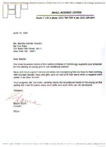 non profit donation request letter sle