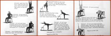 printable chair yoga poses inspiration chair yoga with wilma carter from www