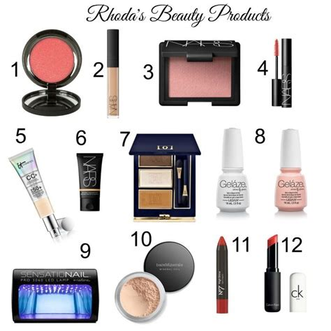 8 Cosmetic Company Secrets by Fashion 50 My Fave Cosmetics Posts Thoughts And