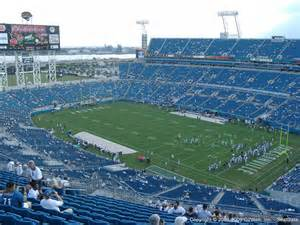 Where Is The Jacksonville Jaguars Stadium Everbank Field Section 435 Seat Views Seatgeek