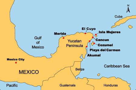 map of mexico cancun and cozumel cancun holidays cancun maps cancun hotels cancun all