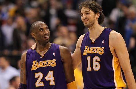 kobe bryant biography in spanish pau gasol s quotes famous and not much quotationof com