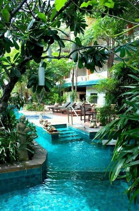 beautiful backyard pool for the home pinterest 16 n 252 tzliche tipps zur poolgestaltung im garten