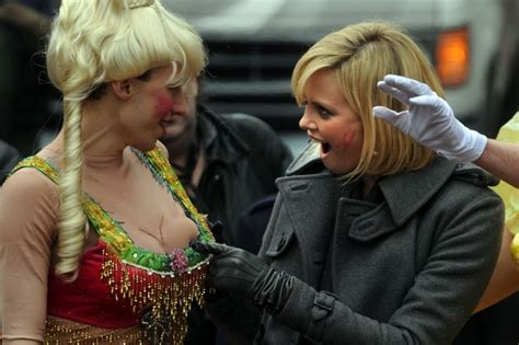 Charlize Theron Is Hasty Puddings Of The Year by Charlize Theron Is Hasty Pudding Awards 2008 Of The