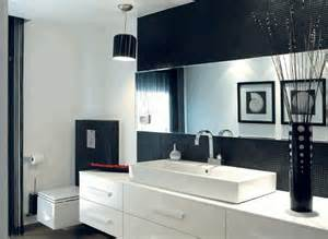 How To Design Your Bathroom 71 Cool Black And White Bathroom Design Ideas Digsdigs
