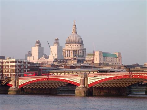 file westminster bridge river thames london england jpg file blackfriars bridge river thames london with st