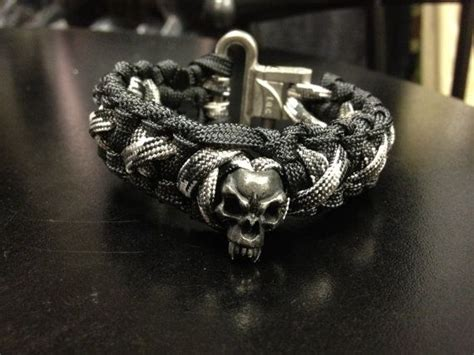 skull paracord 17 best images about skull and hex paracord on