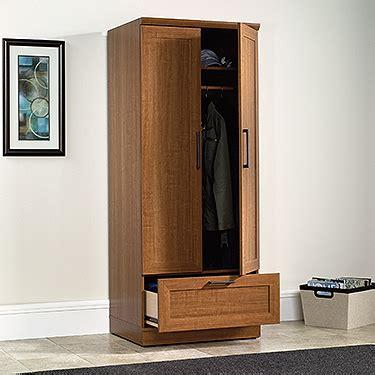 sauder homeplus wardrobe storage cabinet homeplus wardrobe storage cabinet 411802 sauder