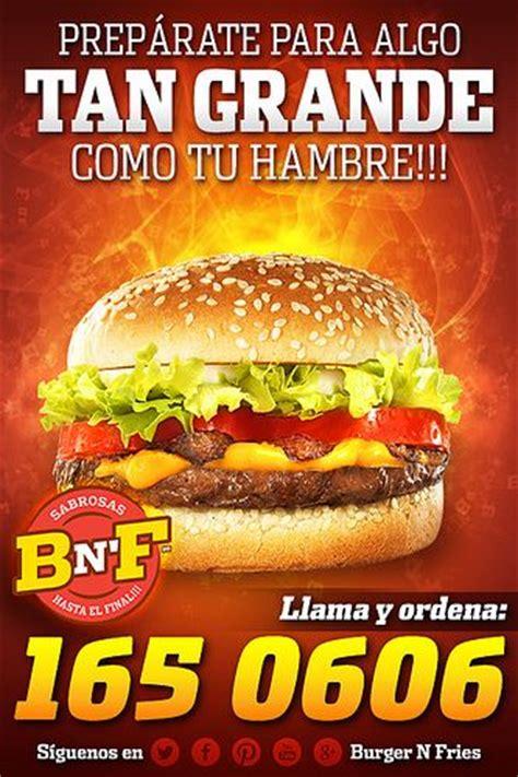 Design Banner Burger | burger n fries banner mis dise 209 os my designs