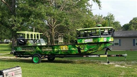 bowfishing boat sale fishing boats bowfishing