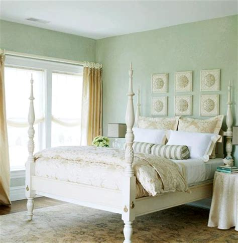 sea green bedroom sea green bedroom walls white four poster bed coastal