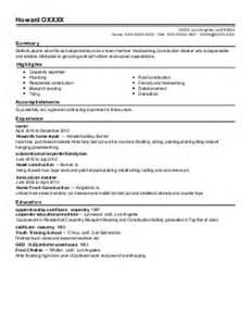 cabinet installer resume sales installer lewesmr