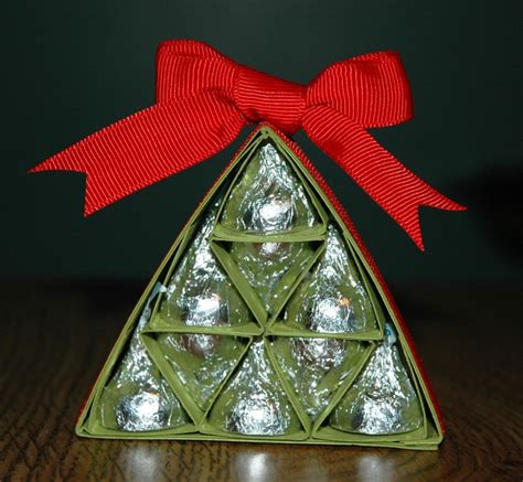hershey kiss christmas tree cards i ve made pinterest