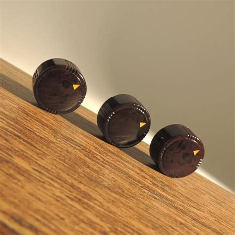 Bakelite Radio Knobs by Vintage Philco Bakelite Radio Knobs 1940 50 S D Shaft