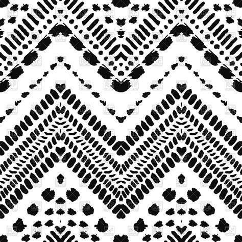 black and white pattern zig zag black and white ethnic seamless zigzag pattern in hand