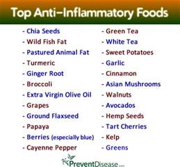 the anti inflammatory diet only leads in one direction