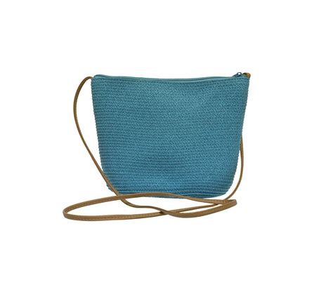 Turquoise Leather by Turquoise Leather Straw Bag Best Of Everything