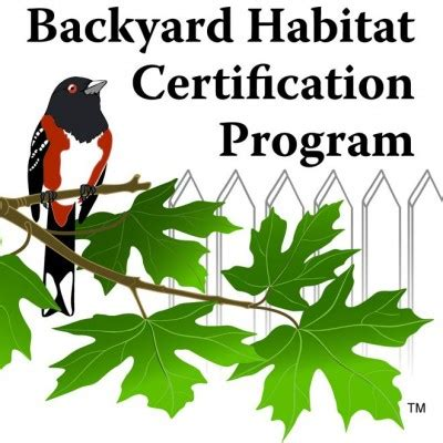backyard habitat certification backyard habitat certification program west multnomah