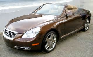 How Many Lexus Sc430 Were Made Lexus Sc