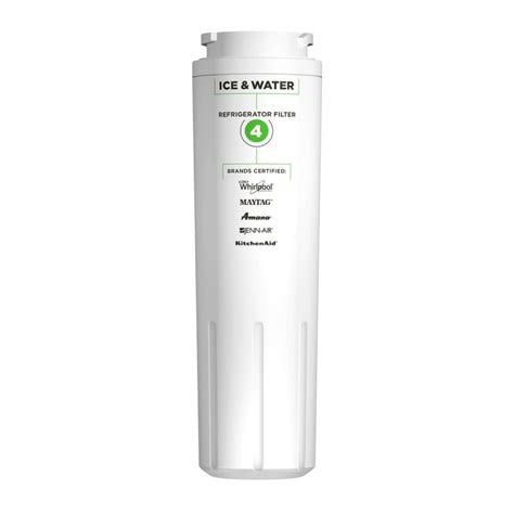 whirlpool water filter everydrop and water refrigerator filter 4 by whirlpool