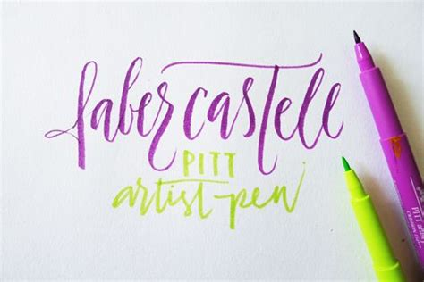 typography tutorial hand lettering 165 best calligraphy brush images on pinterest