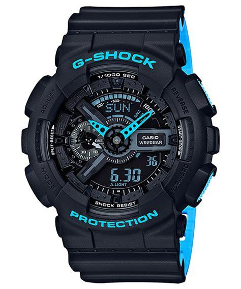 Casio G Shock Ga 110ln 8a Original ga 110ln 1a special color models g shock timepieces casio