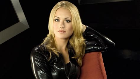 wallpaper leather girl yvonne strahovski black leather jacket wallpapers yvonne