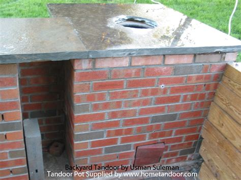 backyard tandoor oven building a back yard tandoori oven golden tandoor