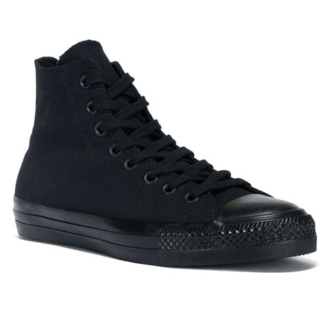 Converse High Ox converse ctas pro ox high shoes black at skate pharm