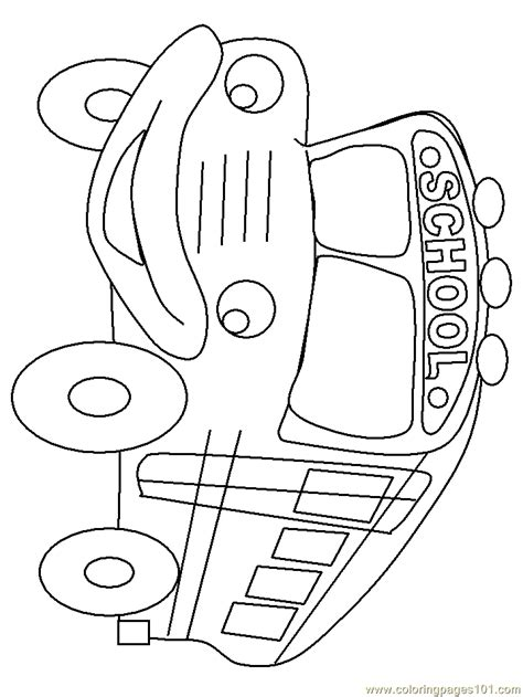 coloring pages schoolbus education gt back to school