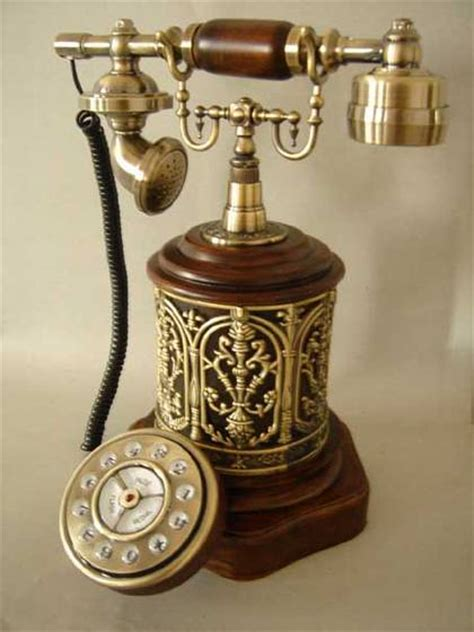 Decorative Gifts Telephone Antique Gift Decorative Phone Home
