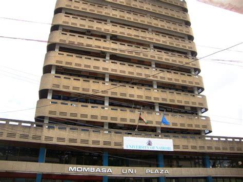 Mba Uon Mombasa by Of Nairobi Cuses Of Nairobi