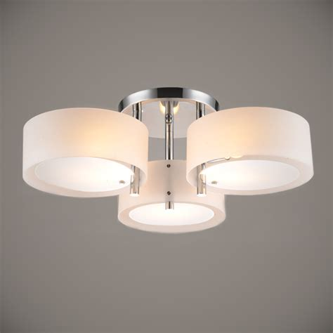 Modern Flush Ceiling Light Modern Flush Mount Ceiling Light For Bathroom Tedxumkc Decoration