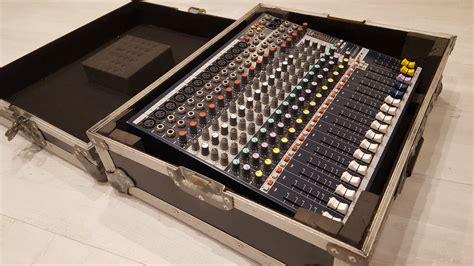Audio Mixer Soundcraft Efx12 soundcraft efx12 image 1617385 audiofanzine