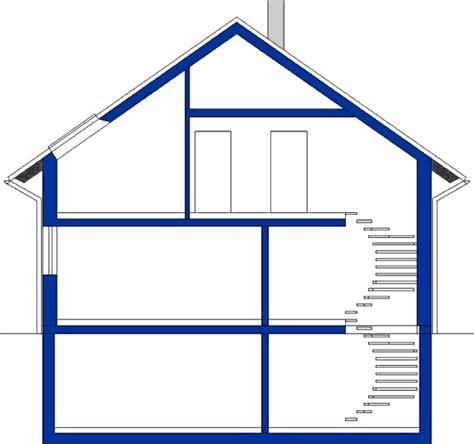 214 Ko Architektenhaus Haus 03 Rigo Querschnitt