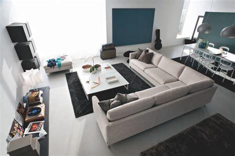moderne wohnzimmereinrichtung d 233 coration et design du salon moderne en 107 id 233 es superbes