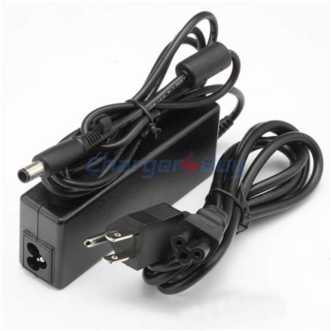 Adaptor Hp Replace 18 5v 4 5a hp compaq presario cq62 smart ac adapter 65watt 18 5v 3 5a