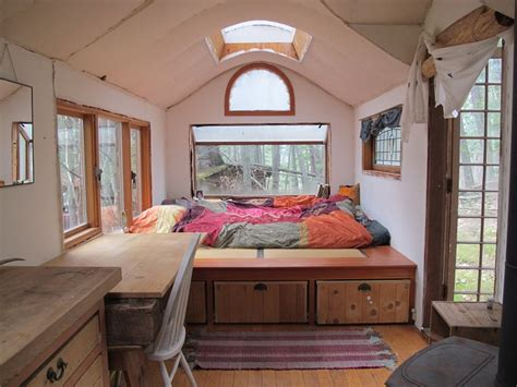 Skinny Houses Floor Plans by Kootenay Lake Gypsy Wagon