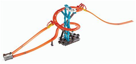 Driftsta Car Track Hotwheels wheels track builder spiral stack up track set shop wheels cars trucks race tracks