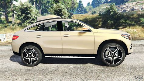 mercedes benz gle  amg matic  add   gta
